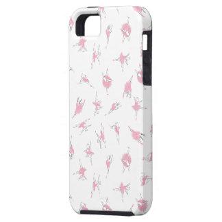 iPhone Tough Case - Tutu Love Pattern