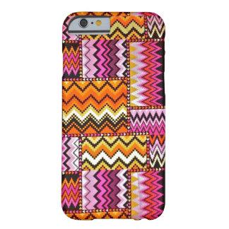 iPhone tribal de Chevron 6 casos Funda Para iPhone 6 Barely There