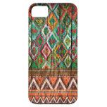 iPhone tribal de madera azteca del caso del iPhone Funda Para iPhone SE/5/5s