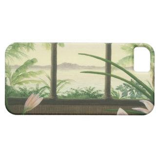 iPhone tropical 5Case del paraíso iPhone 5 Case-Mate Cobertura
