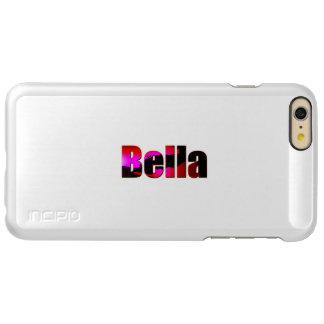 iPhone ultra ligero de Bella más los casos