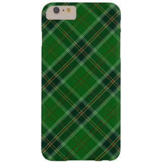 iPhone verde 6/6s del tartán de Irlanda más el Funda De iPhone 6 Plus Barely There
