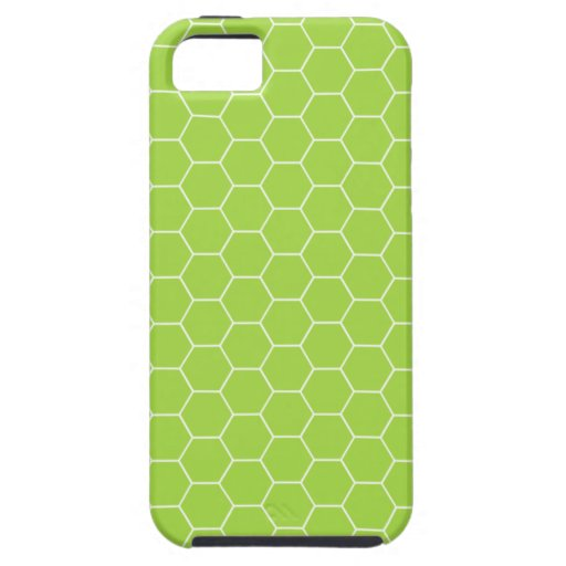iPhone verde ácido 5 del modelo del panal duro iPhone 5 Cobertura
