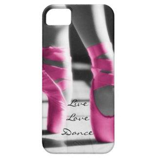 iPhone vivo de la danza del amor 5 casos iPhone 5 Carcasas