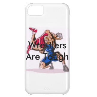 Iphone   Wrestler are Tough Cover For iPhone 5C