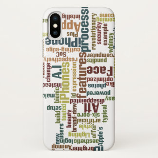 iPhone X Case - AI Is The New Electricity
