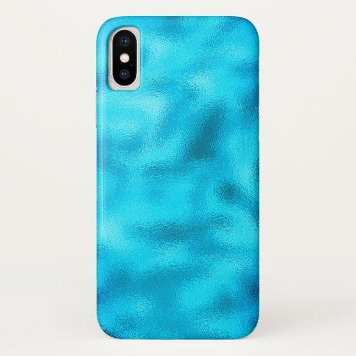 Iphone X Case Ocean wave