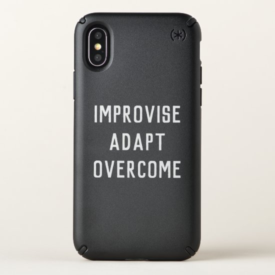 iPhone X case simple