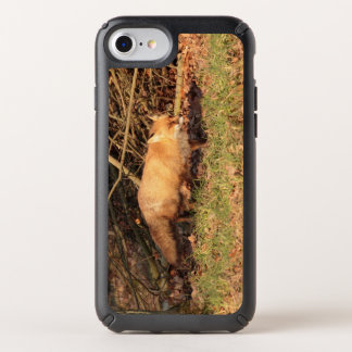 iPhone X Case: Sly Fox Speck iPhone Case