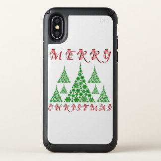iPhone X Christmas Speck iPhone X Case