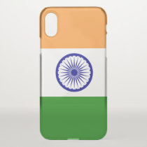 iPhone X deflector case with flag India
