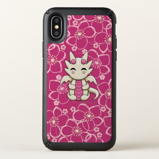 iPhone X Kawaii Dragon Case