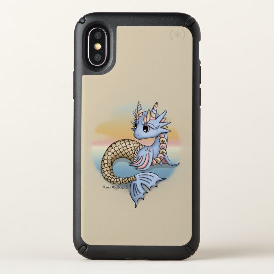 iPhone X Sea Dragon Case