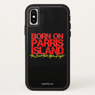 "iPhone X ""The Land God Forgot"" Tough Extreme Case"