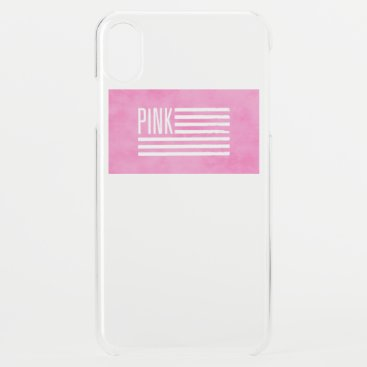 iPhone XS Max Cases PINK'SDESIGN