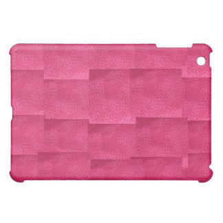 Iphonecase rosado del estampado de animales