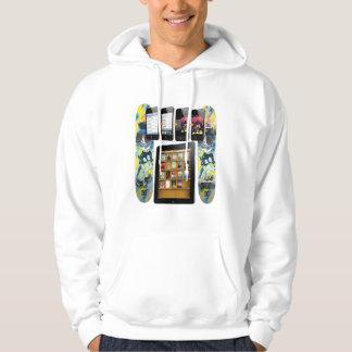 iphoneskateboard hoodie