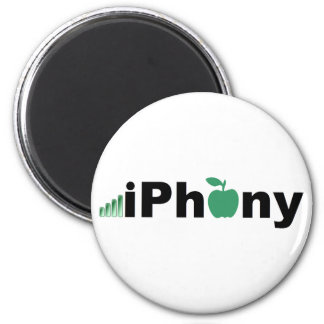iPhony Refrigerator Magnets