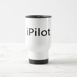 iPilot 15 Oz Stainless Steel Travel Mug