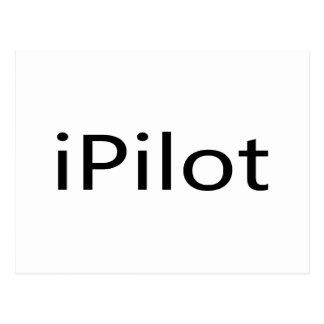 iPilot Postcard