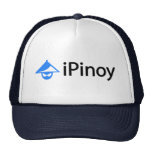 iPinoy Salakot Man (Cap) Mesh Hats