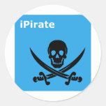 iPirate Stickers