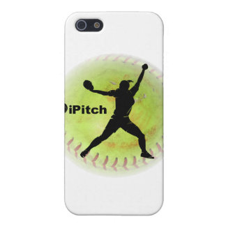 iPitch Fastpitch Softball Cover For iPhone SE/5/5s