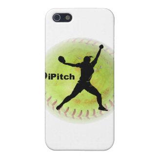 iPitch Fastpitch Softball iPhone 5 Case