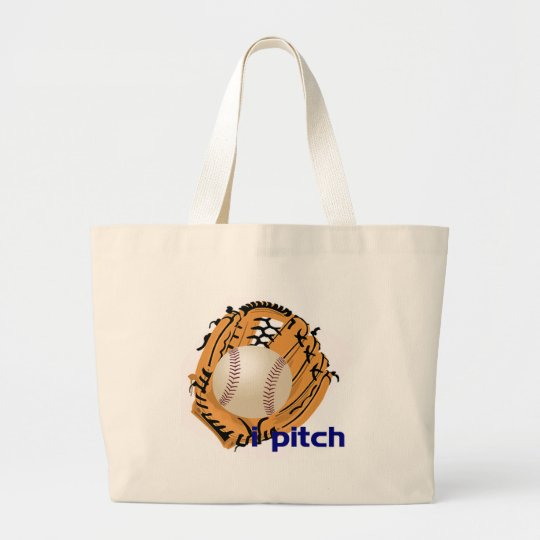 iPitch Large Tote Bag