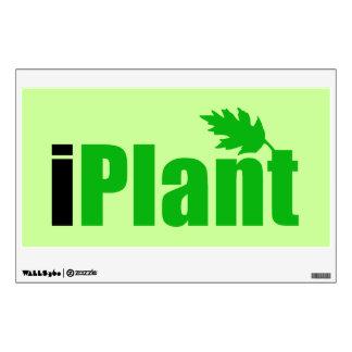 iPlant Wall Decal