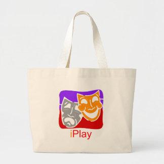 iPlay Large Tote Bag