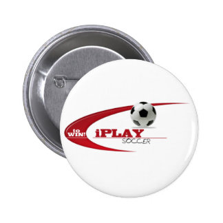 iPLAY to WIN SOCCER 2 Inch Round Button