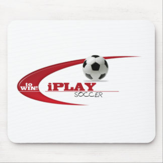 iPLAY to WIN SOCCER Mouse Pad