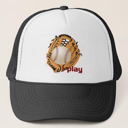 iPlay Trucker Hat