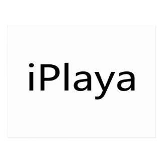 iPlaya Postcard