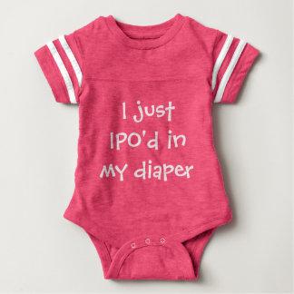 IPO onsie Baby Bodysuit