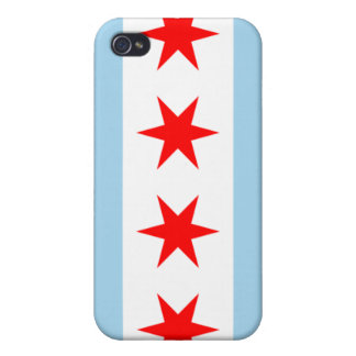 iPod 4 CHICAGO FLAG case iPhone 4 Covers