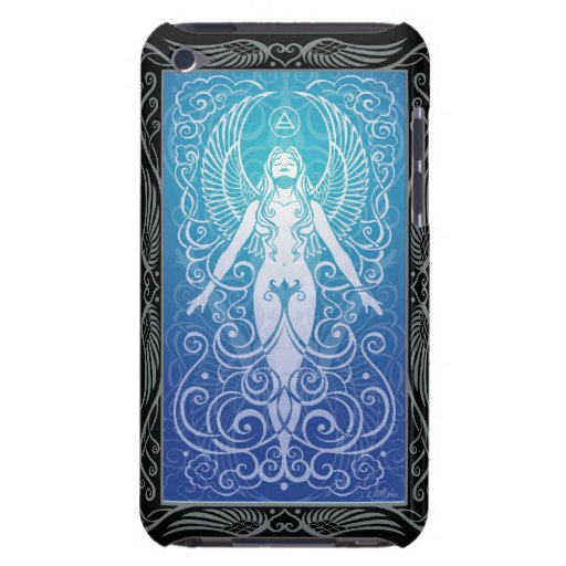 iPod Case - Angel / Air Spirit by C. McAllister Barely There iPod Cases