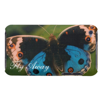 iPod Case Fly Away Butterfly