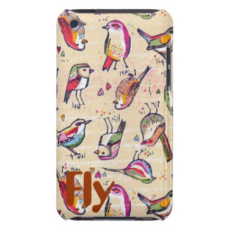iPod Case Fly Birdie