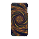 iPod Case Fractal Spiral Vortex iPod Touch (5th Generation) Cases