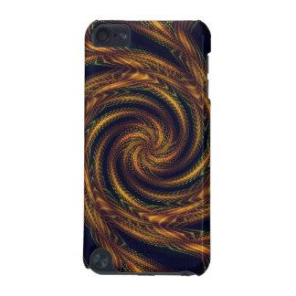 iPod Case Fractal Spiral Vortex