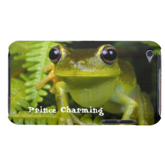 "iPod Case ""Prince Charming"" Fern Frog Barely There iPod Covers"