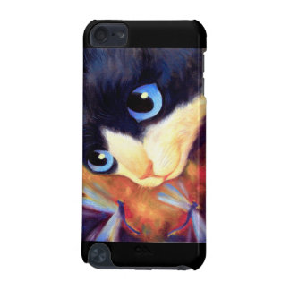 iPod Case Tuxedo Dragonfly Painting Art iPod Touch (5th Generation) Covers
