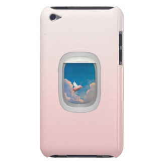 ipod case with flying pig