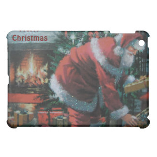 Ipod Case With Traditional Santa Case For The iPad Mini