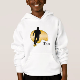 iPod Graphic iTap Guy Hoodie