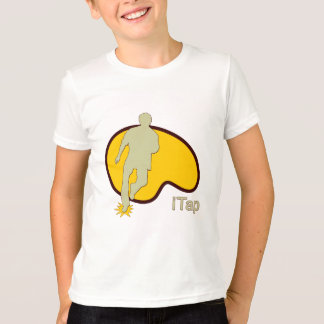 iPod Graphic iTap Guy T-Shirt