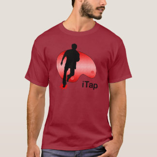 iPod Graphic iTap Guy T-Shirt