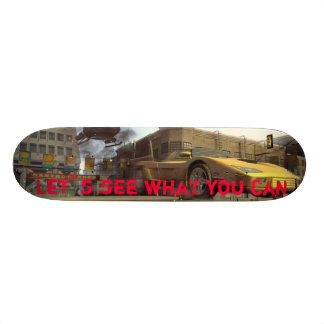 ipod, Let`s see what you can Skate Board